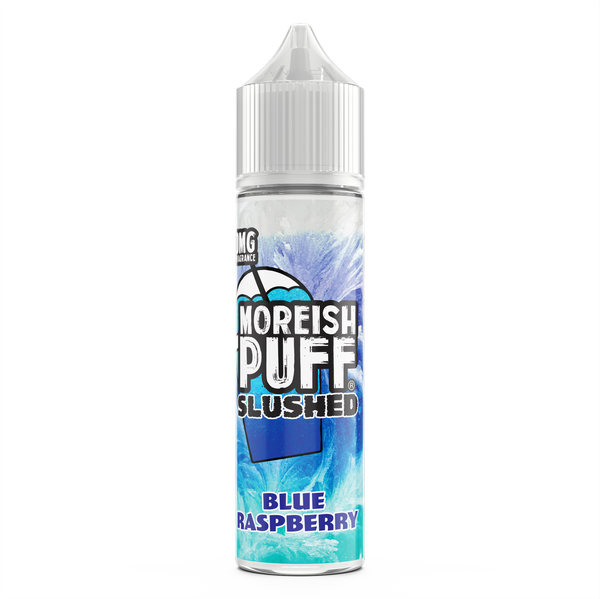 Blue Raspberry By Moreish Puff Slushed 50ml Short Fill