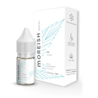 Moreish Series Blue Raspberry Chilled CBD E-Liquid 10ml