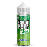 Blueberry Aloe by Moreish Puff 100ml Short Fill
