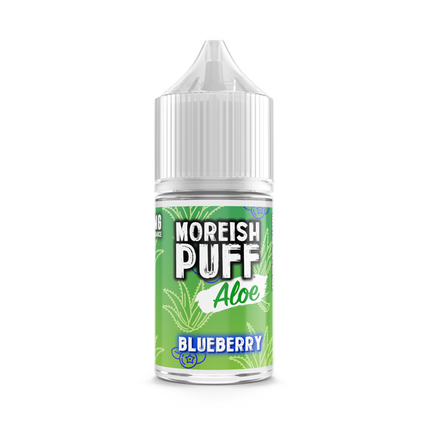 Blueberry Aloe by Moreish Puff 25ml Short Fill