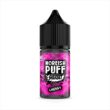 Cherry Sherbet By Moreish Puff 25ml Short Fill