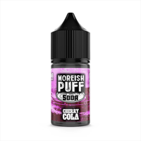 Soda Cherry Cola By Moreish Puff 25ml Short Fill