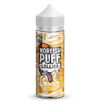 Cider By Moreish Lollies 100ml Short Fill