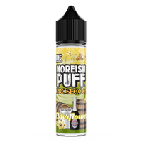 Elderflower Prosecco by Moreish Puff 50ml Short Fill