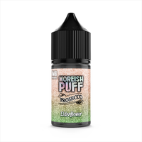 Elderflower Prosecco by Moreish Puff 25ml Short Fill