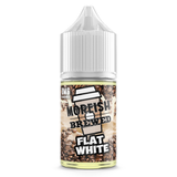 Flat White By Moreish Brewed 25ml Short Fill