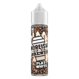 Flat White By Moreish Brewed 50ml Short Fill