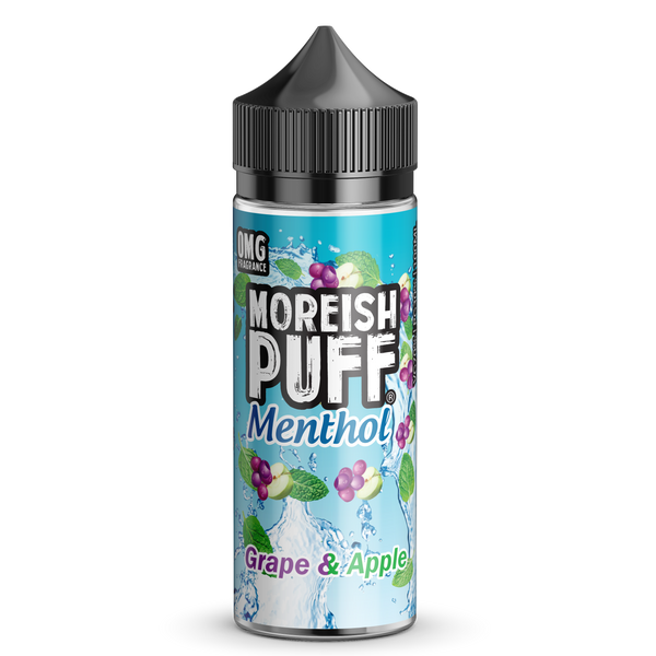 Grape & Apple Menthol 100ml Short Fill