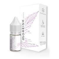 Moreish Series Grape Chilled CBD E-Liquid 10ml