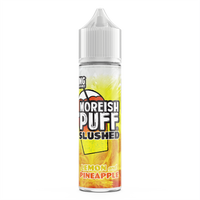 Lemon & Pineapple by Moreish Puff Slushed 50ml Short Fill