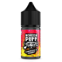 Lemonade & Cherry Candy Drops By Moreish Puff 25ml Short Fill