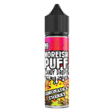 Lemonade & Cherry Candy Drops By Moreish Puff 50ml Short Fill