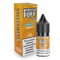 Moreish Puff Mango Chilled Nic Salt 10ml TPD