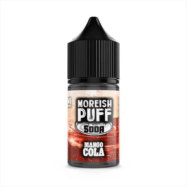 Soda Mango Cola E-Liquid By Moreish Puff 25ml Short Fill