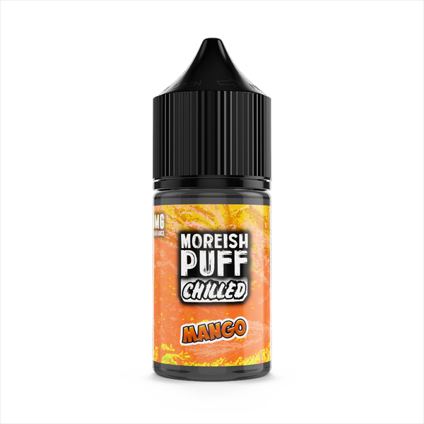 Chilled Mango by Moreish Puff 25ml Short Fill