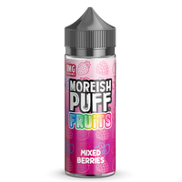 Mixed Berries by Moreish Puff 100ml Short Fill