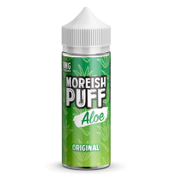 Original Aloe by Moreish Puff 100ml Short Fill