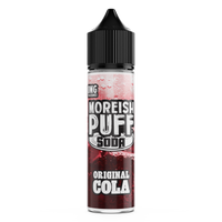 Soda Original Cola E-Liquid By Moreish Puff 50ml Short Fill