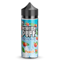 Peach Menthol 100ml Short Fill