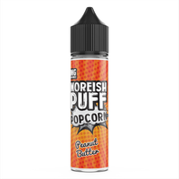 Peanut Butter Popcorn By Moreish Puff 50ml Short Fill