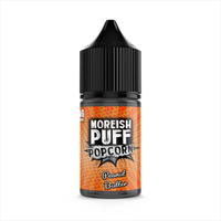 Peanut Butter Popcorn By Moreish Puff 25ml Short Fill