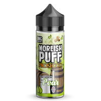 Pear Summer Cider On Ice by Moreish Puff 100ml Short Fill