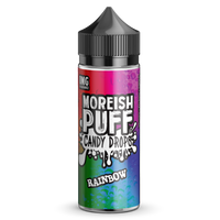 Rainbow Candy Drops By Moreish Puff 100ml Short Fill