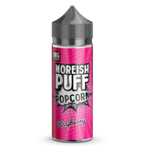Raspberry Popcorn By Moreish Puff 100ml Short Fill
