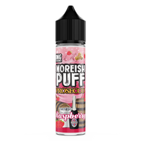 Raspberry Prosecco by Moreish Puff 50ml Short Fill