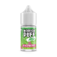 Raspberry Aloe by Moreish Puff 25ml Short Fill