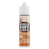 Salted Caramel Macchiato by Moreish Brewed 50ml Short Fill