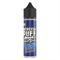 Salted Caramel Popcorn By Moreish Puff 50ml Short Fill