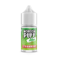 Strawberry Aloe by Moreish Puff 25ml Short Fill