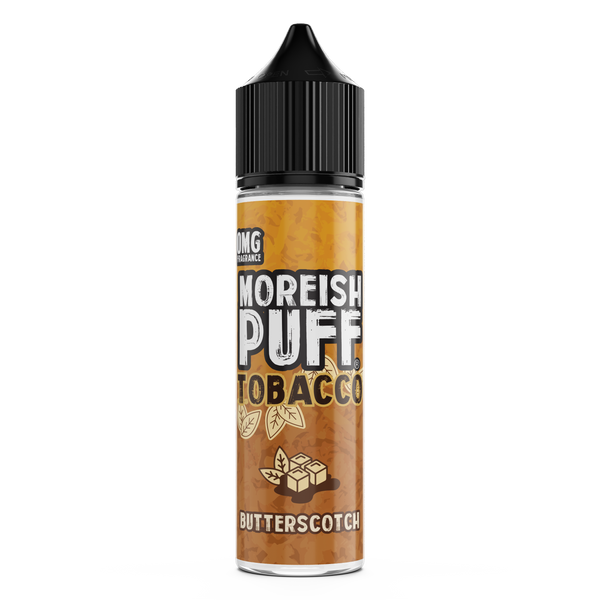 Butterscotch Tobacco by Moreish Puff 50ml Short Fill