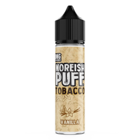 Vanilla Tobacco by Moreish Puff 50ml Short Fill