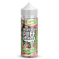 Twister E-Liquid by Moreish Lollies Short Fill