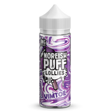 Vimtoe E-Liquid By Moreish Lollies Shortfill