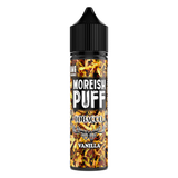Vanilla Tobacco by Moreish Puff 0mg Short Fill