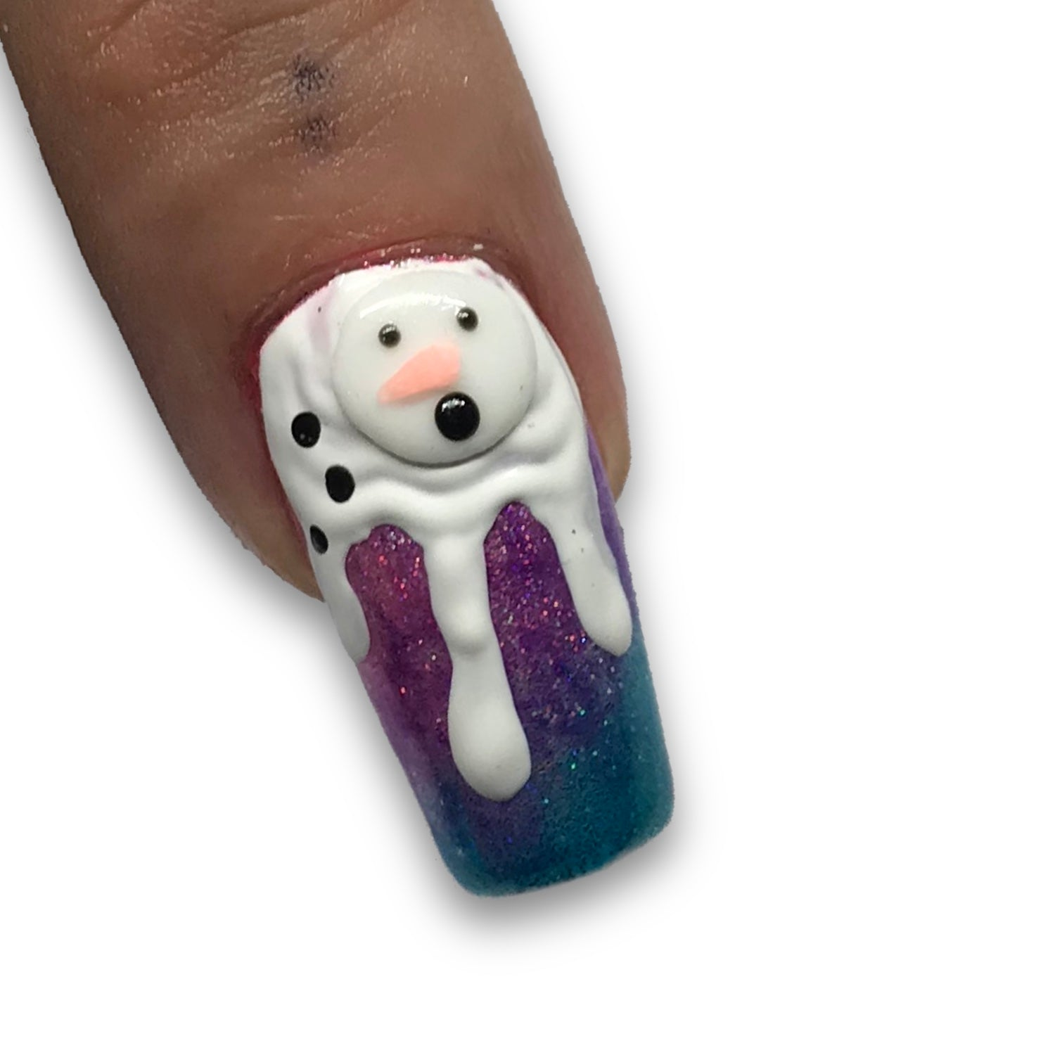 Melty The Snowman NSNA 2