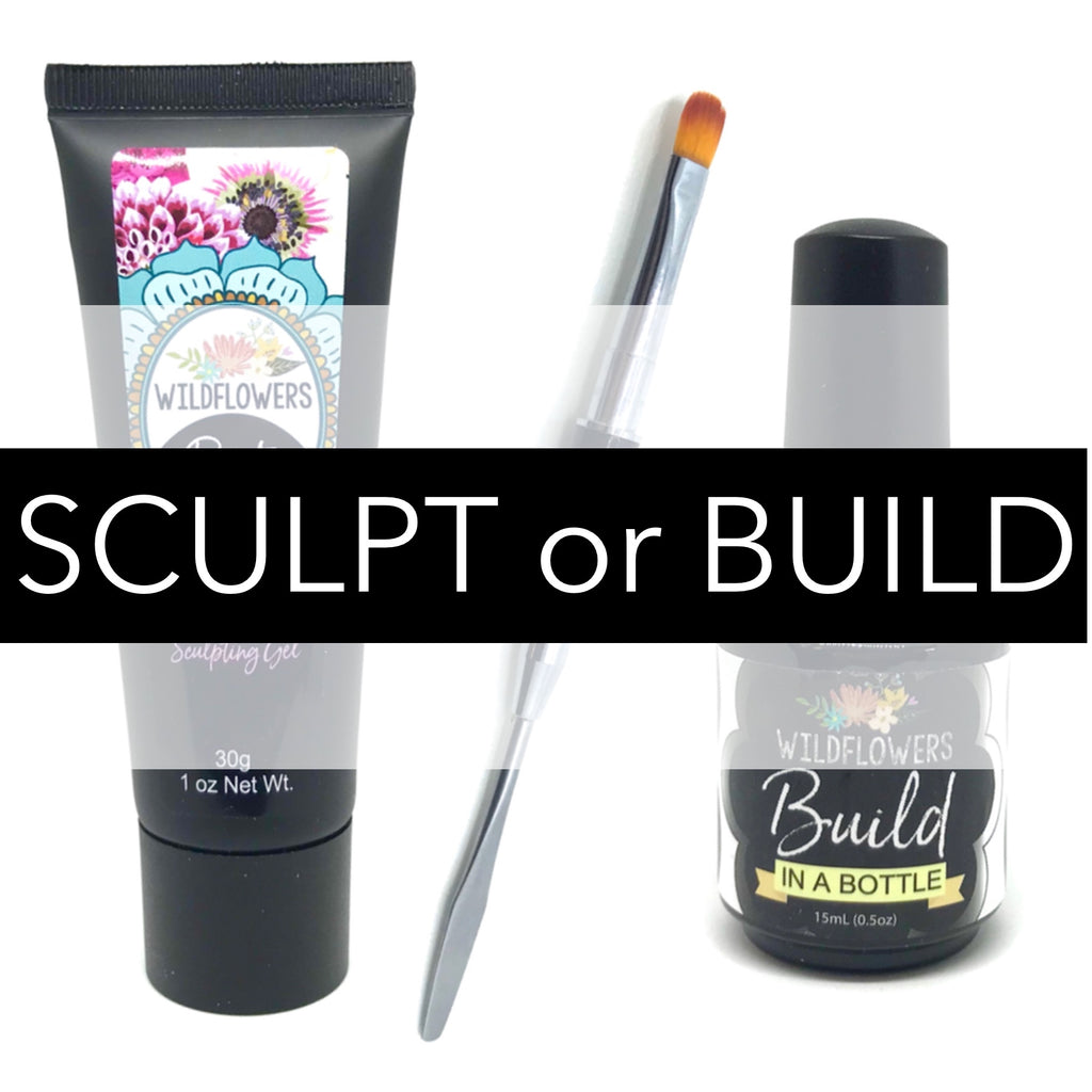 Wildflowers Sculpt or Build PRO CERTIFICATION Course