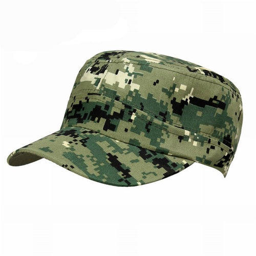 Camouflage Hinking Tactical Military Baseball Hat