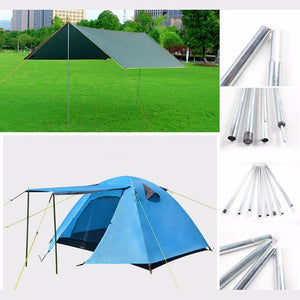 Rod Hot New Outdoor Camping Tent Pole