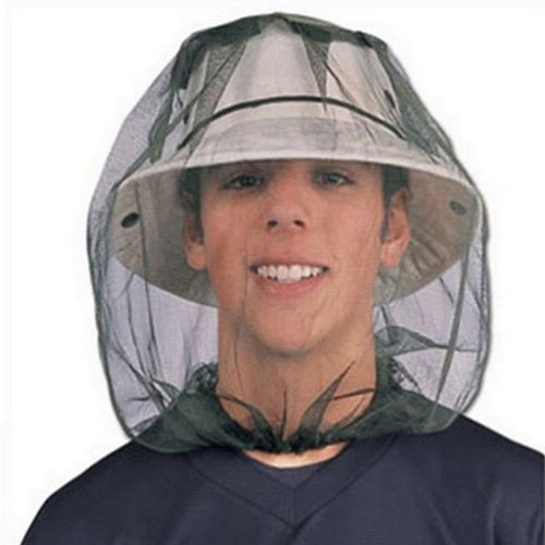 Mosquito Insect Hat Bug Mesh Head Net Caps