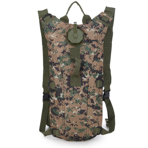 Military Tactical Hydration Backpack