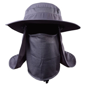 Outdoor Sport Fishing Hiking Hat