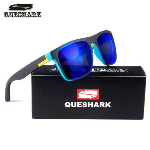 QUESHARK Cycling Polarized Sunglasses