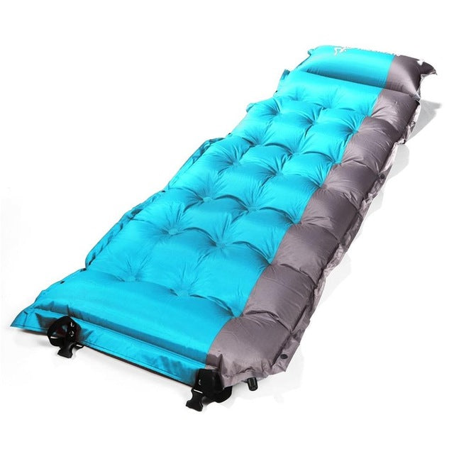 Outdoor Beach Camping Inflatable Mattress