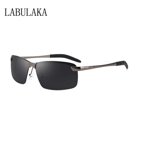 Photochromic Sunglasses Rimless Hiking