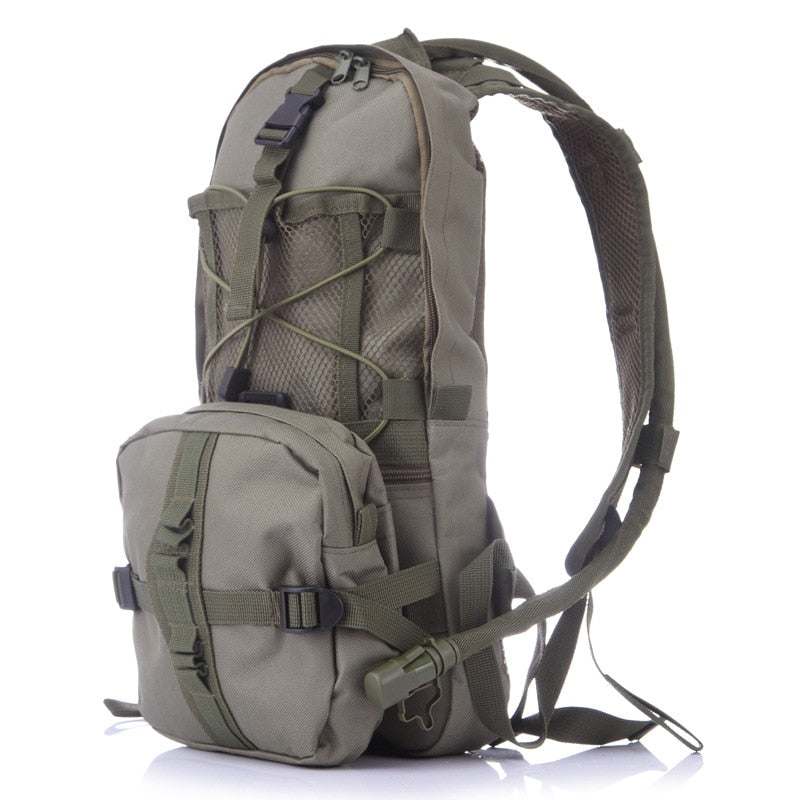 2.5L Water Bag Hydration Backpack