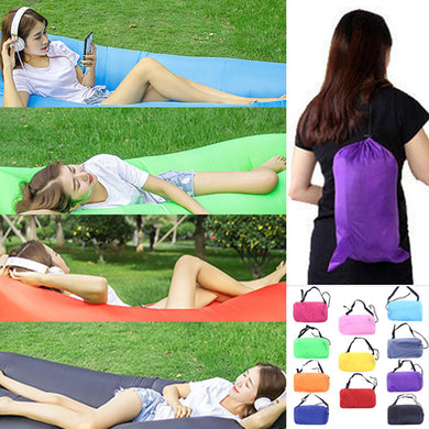 Lazy Bag Sleeping Bag Fast inflatable